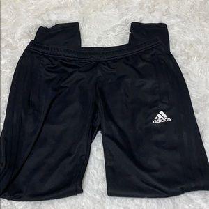 Adidas Climacool Black Trackpants - M